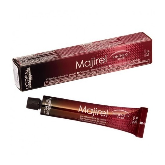 5,46 - Majirel - Majirouge - Loreal Professionel - 50 ml