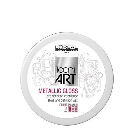 Metallic Gloss - 50 ml - Pasta Modelatoare L'Oreal Professionnel