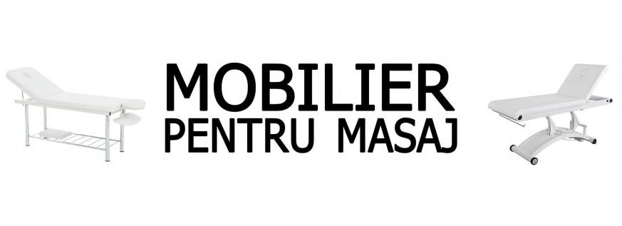 Mobilier pentru masaj